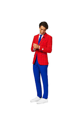 Opposuits, Spider-Man