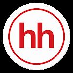 Поиск сотрудников по базе резюме hh. HR Мобайл Icon