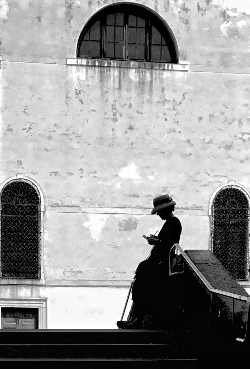 Mary Poppins in Venice di RF