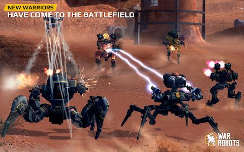 War Robots 4.8.1 (Mod)