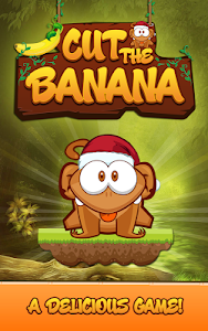 Cut The Banana: Free Monkey Rope Wrench Game 1.1