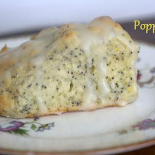Lemon Poppy Seed Scones