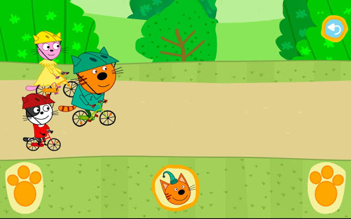 A day with Kid-E-Cats screenshot 20