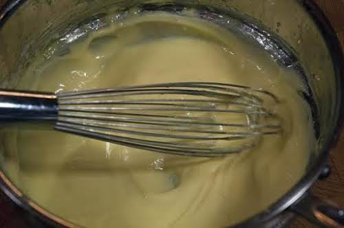 "Hollandaise Sauce ""Hollandaise is one of the five classic French 'mother' sauces...."