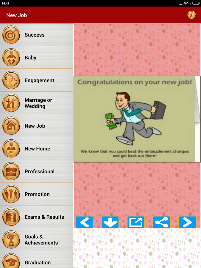 Congratulations Greeting Cards - Android Apps on Google Play