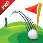 Golf GPS APP-FreeCaddie Pro icon