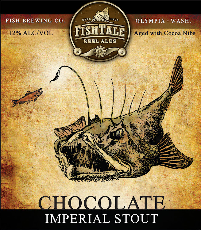 Logo of Fish Tale Chocolate Imperial Stout