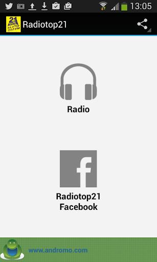 Radiotop 21