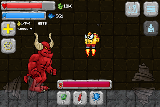 Digger Machine find minerals 1.9.4 screenshots 15