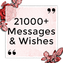 Messages Wishes SMS Collection - WhatsApp Statuses icon