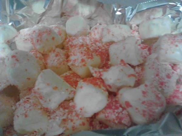 Pop Rock Candy Cane Marshmallows Recipe