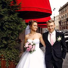 Wedding photographer Artem Vorobev (thomas). Photo of 11.08.2018