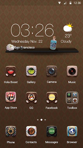 Made In Style Hola Theme