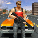 San Andreas Grand Gangster Shooter icon