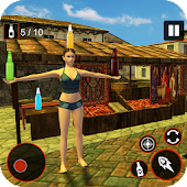 Expert Bottle Gun Shoot Strike Android APK Download Free By Action Hive