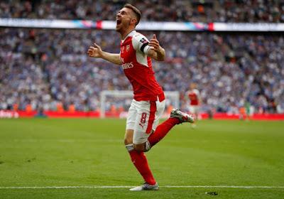 Aaron Ramsey ne fera pas ses adieux au public d'Arsenal
