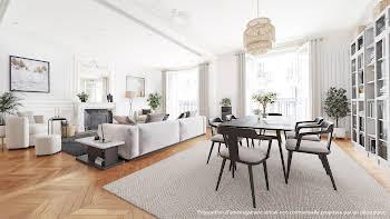 Appartement 5 pièces 144 m2