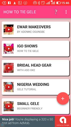 生活必備免費app推薦|HOW TO TIE GELE (HEAD GEAR)線上免付費app下載|3C達人阿輝的APP