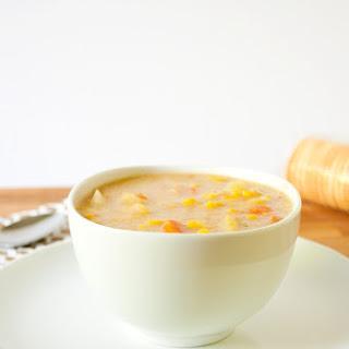 Vegan Potato Corn Chowder Recipes
