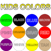 Kids Colors Tap And Learn