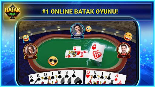Batak Club: Online Batak Eu015fli Batak u0130haleli Batak Screenshots 1