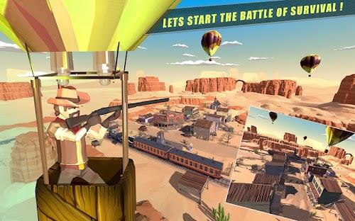 Screenshot 2 West Battle Royale 1.1.2 APK MOD