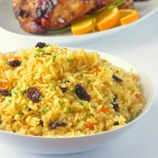 Rice With Carrots And Raisins Recipes
