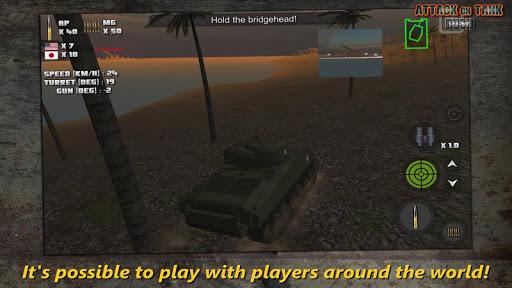 Attack on Tank : Rush - World War 2 Heroes screenshots 4