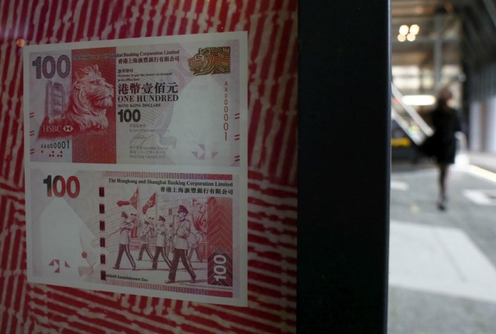 Weddery verhoog dat die valutapunt van Hong Kong kan wankel
