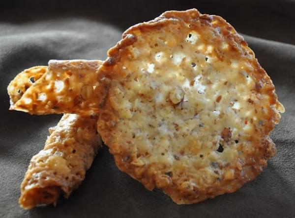 Irish Lace Cookies With Cream Filling Recipe