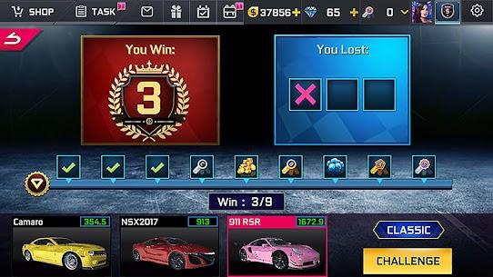 Street Racing HD Mod Apk 6.3.0 (Free Shopping) 3