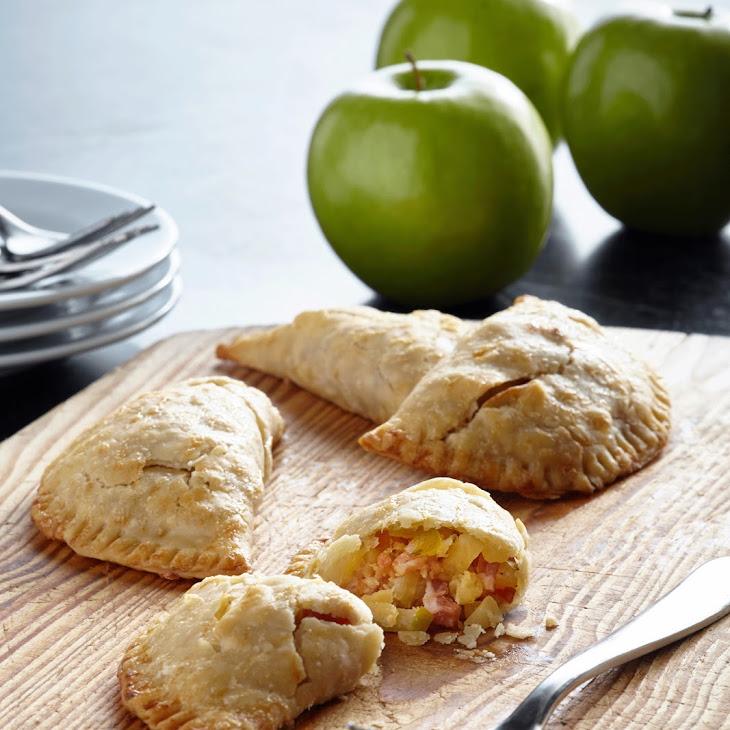 Savory Hand Pie Recipe