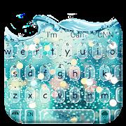 Glass Water Keyboard