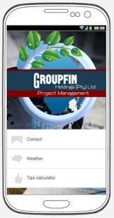 GroupFin Holdings - náhled