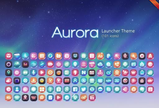 Aurora Theme Special