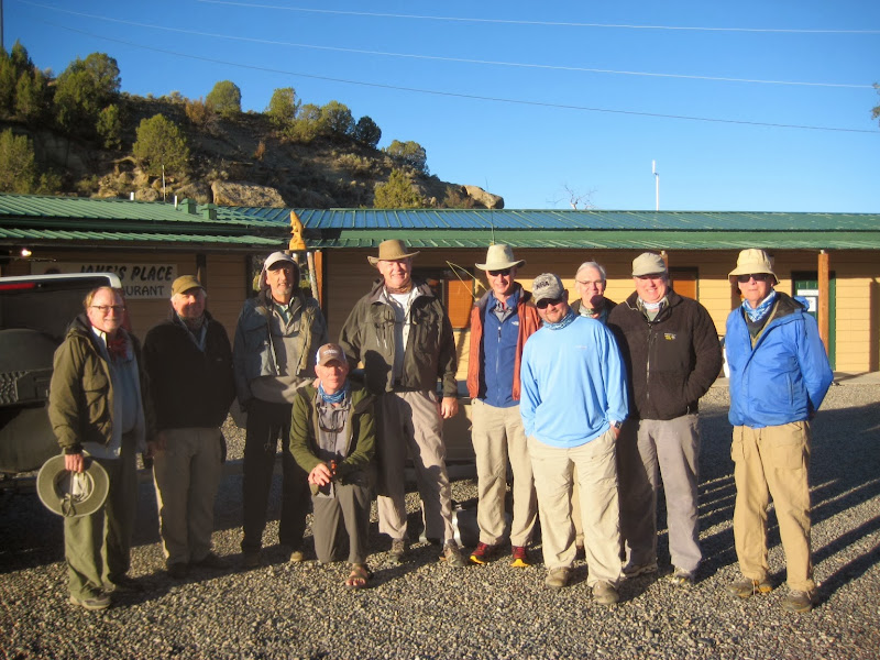 Photo: Mad River Outfitters- 2013 Group Trip to the San Juan River