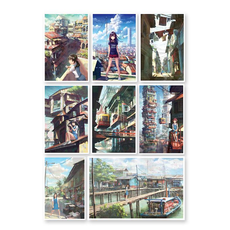 <loka made :Postcard Vol.1>