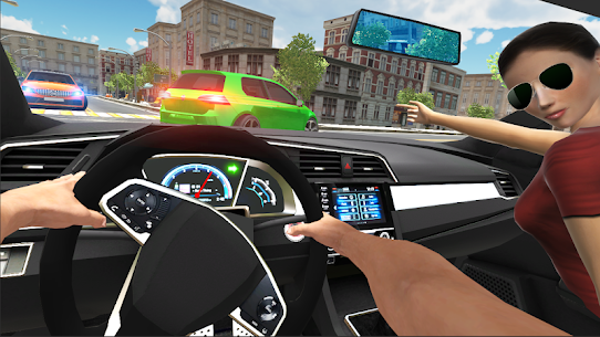 Car Simulator Civic: City Driving Mod Apk (No Ads) 10
