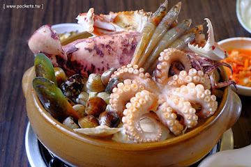 朴山傳統韓國料理