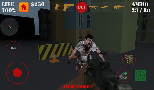 Zombie Lite apk screenshot