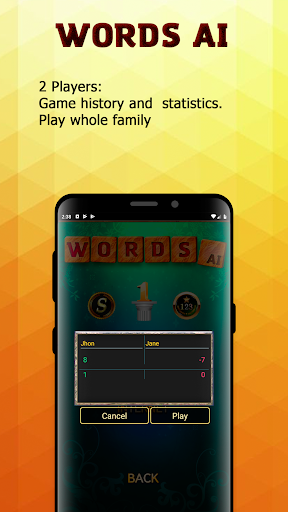 Word Games AI (Free offline games) 0.7.2 screenshots 3