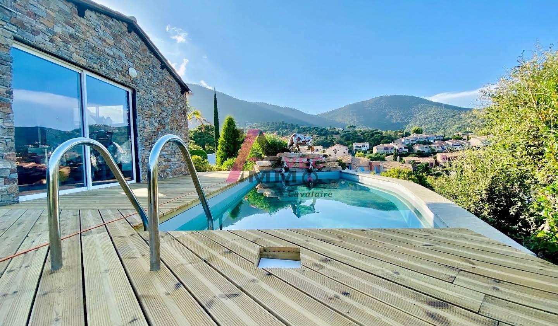 Maison avec piscine et terrasse Cavalaire-sur-Mer