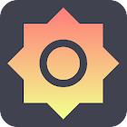 Screen Brightness Dimmer(BlueLight Filter)#adsfree icon