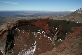 Photo: Red Crater