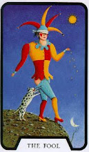 Photo: .0. The Fool - O Louco Tarot of the Witches - Fergus Hall