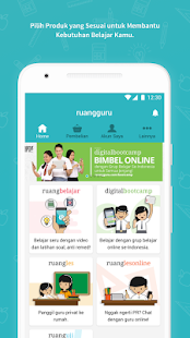 Ruangguru - One-stop Learning Solution - náhled