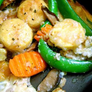 Hotplate Tofu in HCP