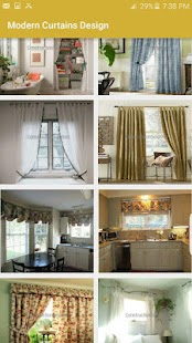 Curtain Design Ideas - náhled