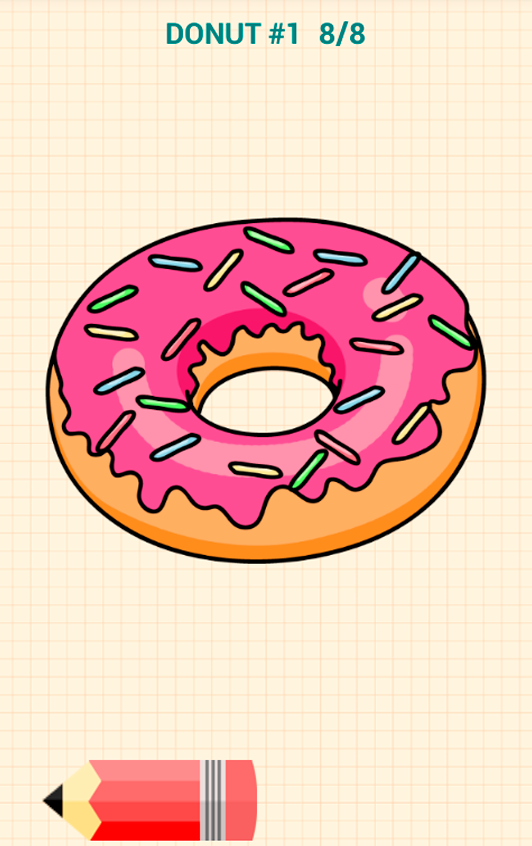 How To Draw Cute Junk Food