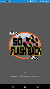 Rádio Só Flash Back screenshot 0